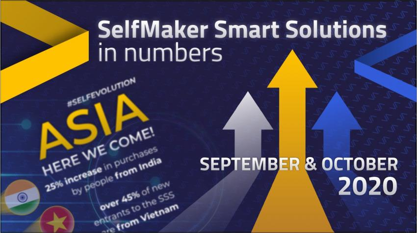 Asia - here we come! Last two months in SelfMaker Smart Solutions!
