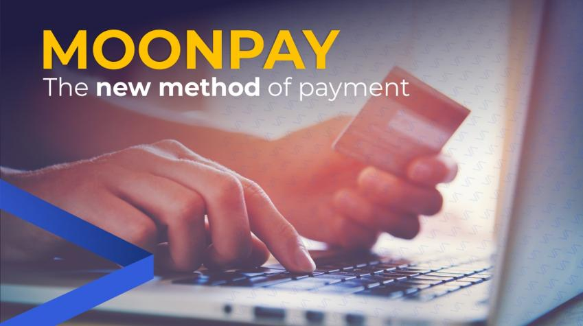 MOONPAY – the new method of purchasing SELF tokens